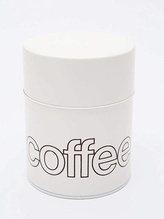 Voorraadblik  Coffee (Wit)