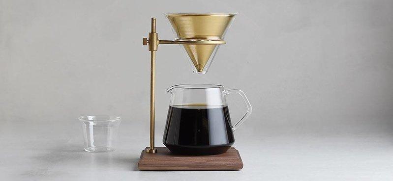 Kinto Coffee server