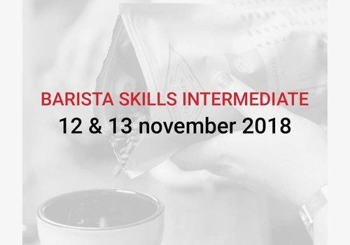 Cuperus Barista Skills Intermediate 12 & 13/11 (English)
