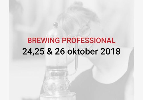 Cuperus Brewing Professional 24,25 & 16/10