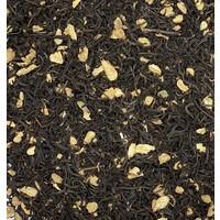 Zwarte thee met gember
