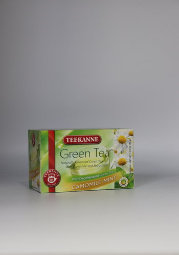 Green Tea - Camomile Mint