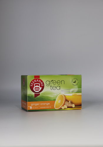 Green Tea Ginger-Orange