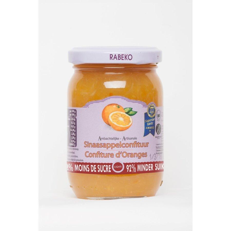 Sinaasappelconfituur - Minder Suiker