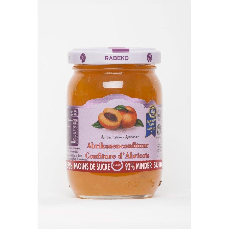Abrikozenconfituur - Minder Suiker
