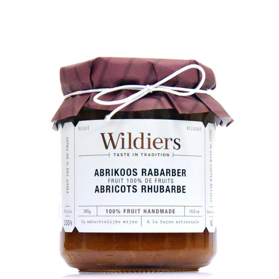 Abrikoos rabarber 100% fruit