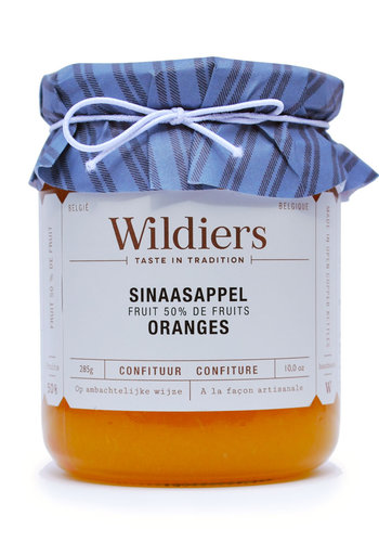 Sinaasappel confituur