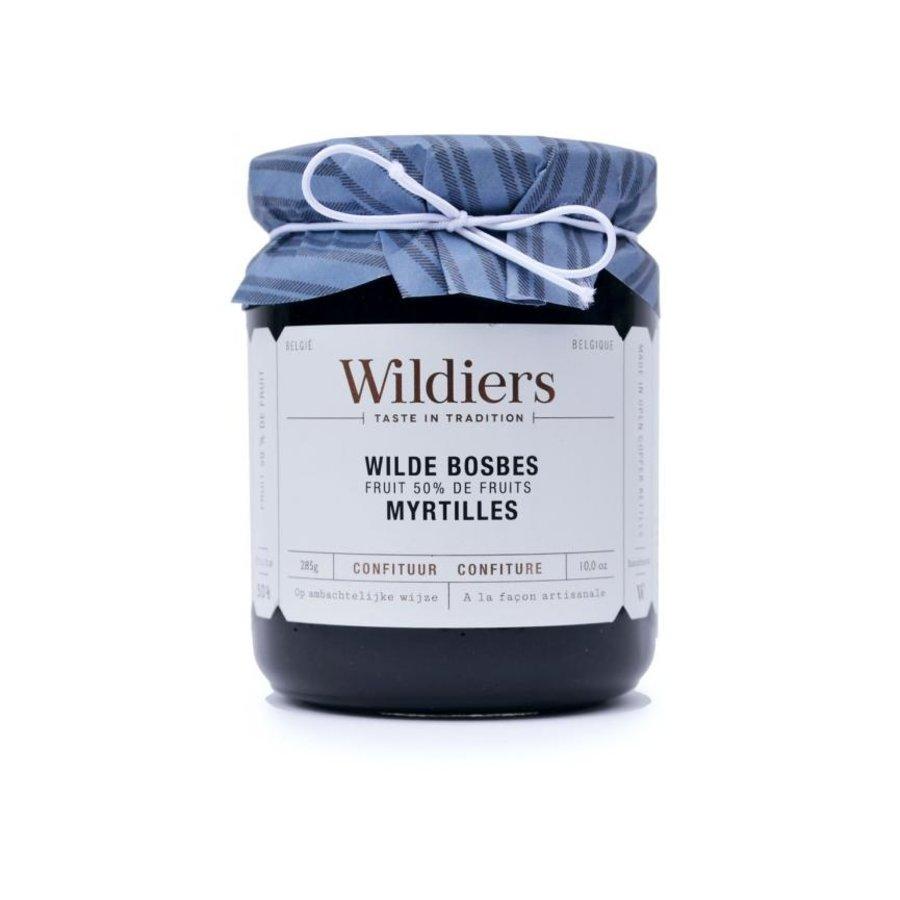 Wilde bosbes Confituur Wildiers