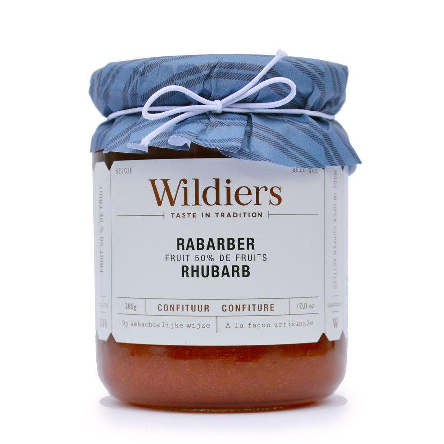 Rabarber confituur Wildiers
