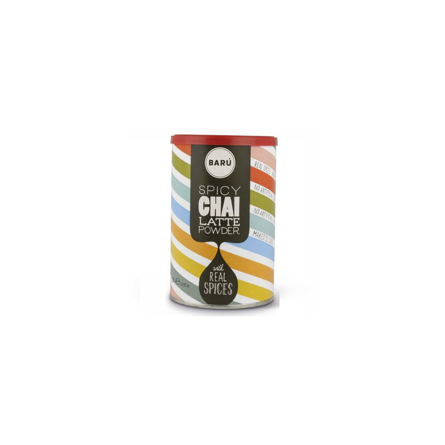 Baru Spicy Chai Latte poeder (250g)