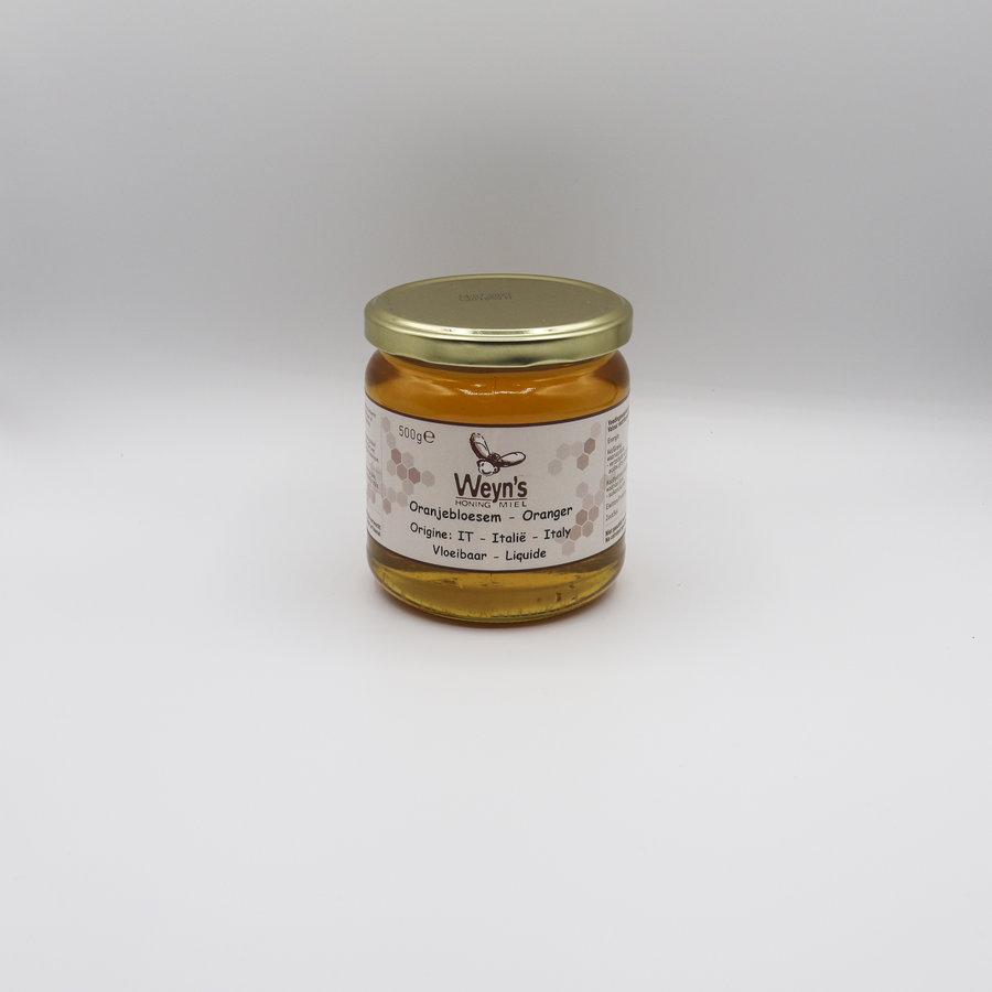 Oranjebloesem - Vloeibaar 500 gr
