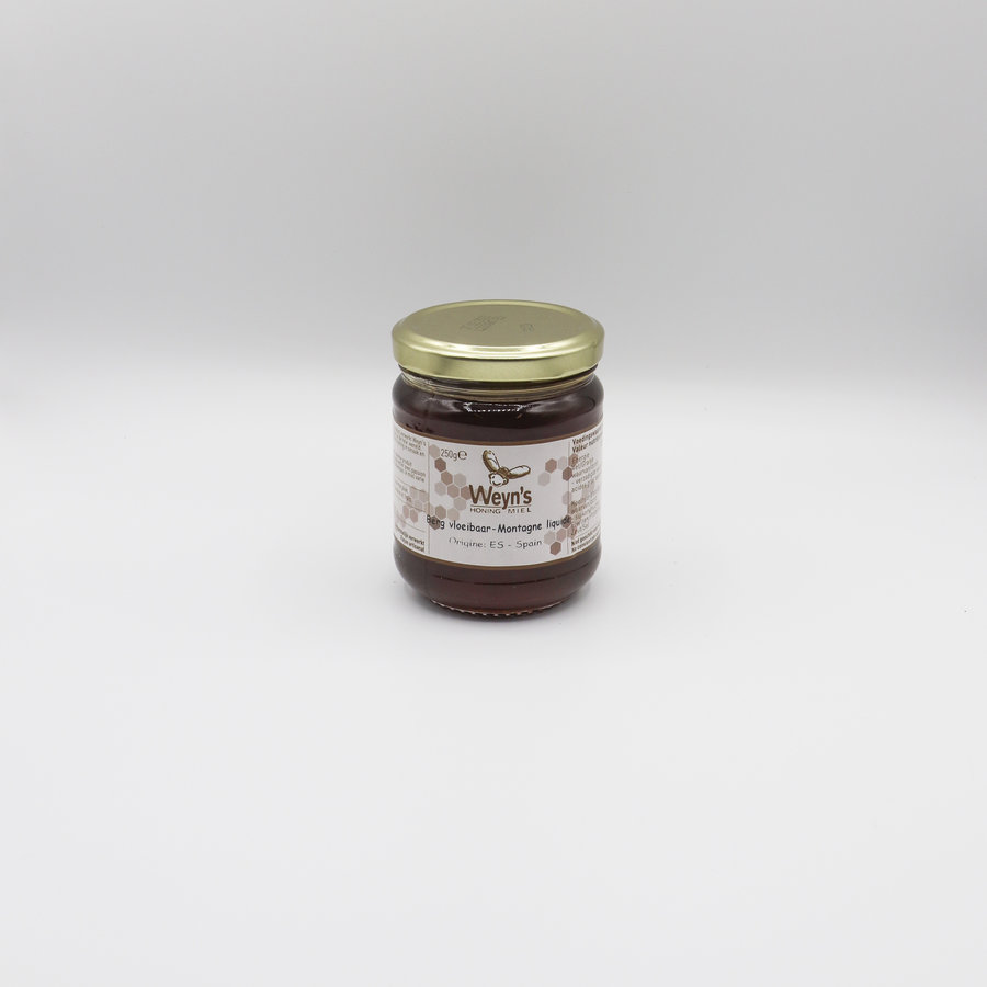 Berg honing vloeibaar