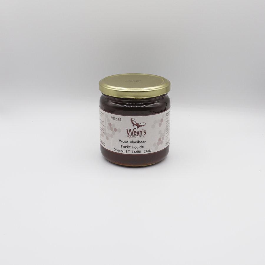 Woud honing vloeibaar