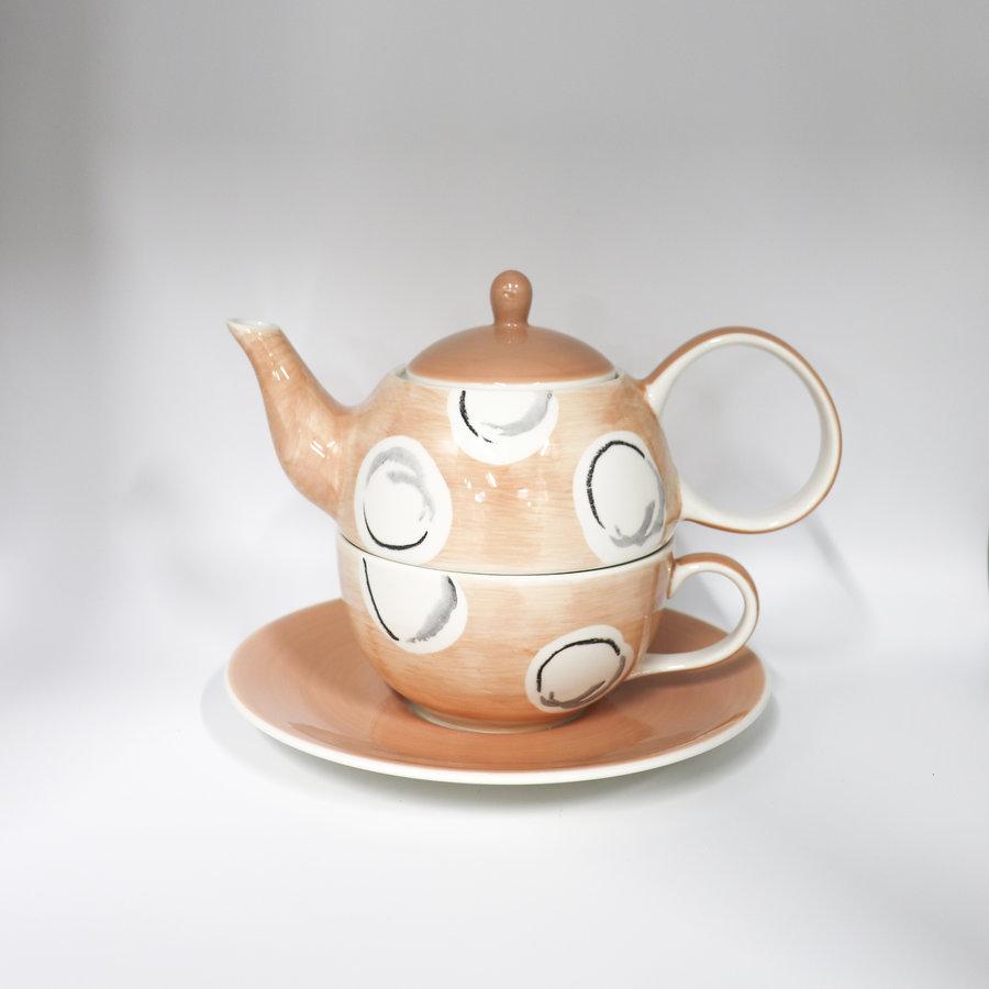 Tea for one Paula