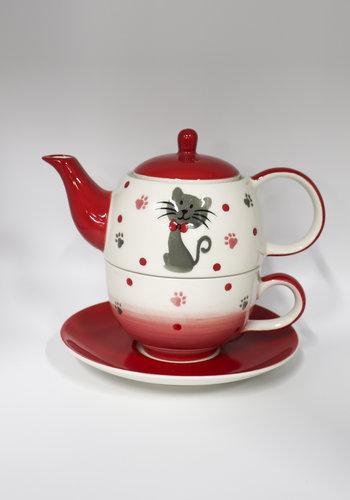 Tea for one Mascha