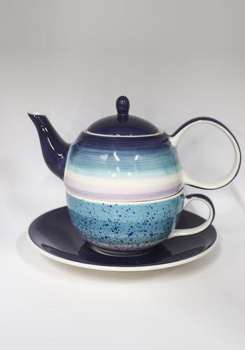 Tea for one Lenja