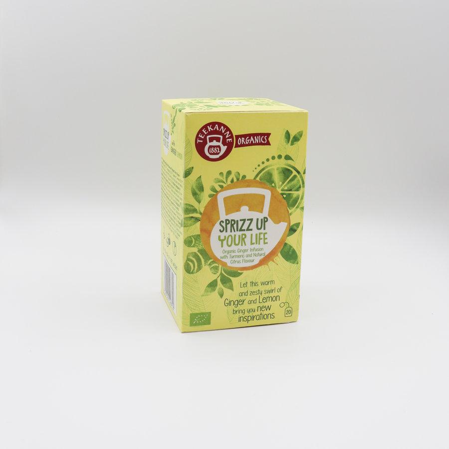 BIO ginger lemon