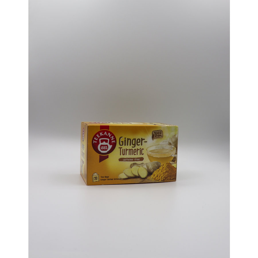 Ginger - Turmeric