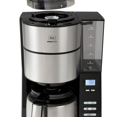 Filterkoffierzetapparaat