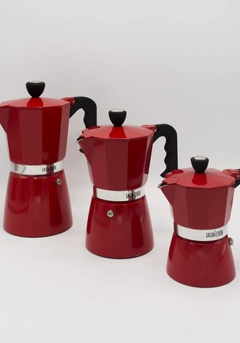 La Cafétière Classic Espresso (Rood)