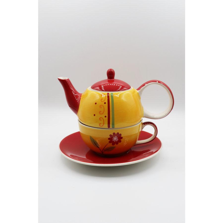 Tea for one Danja