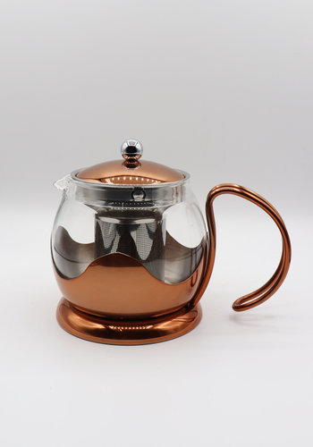 Le Teapot' - Koper 660ml