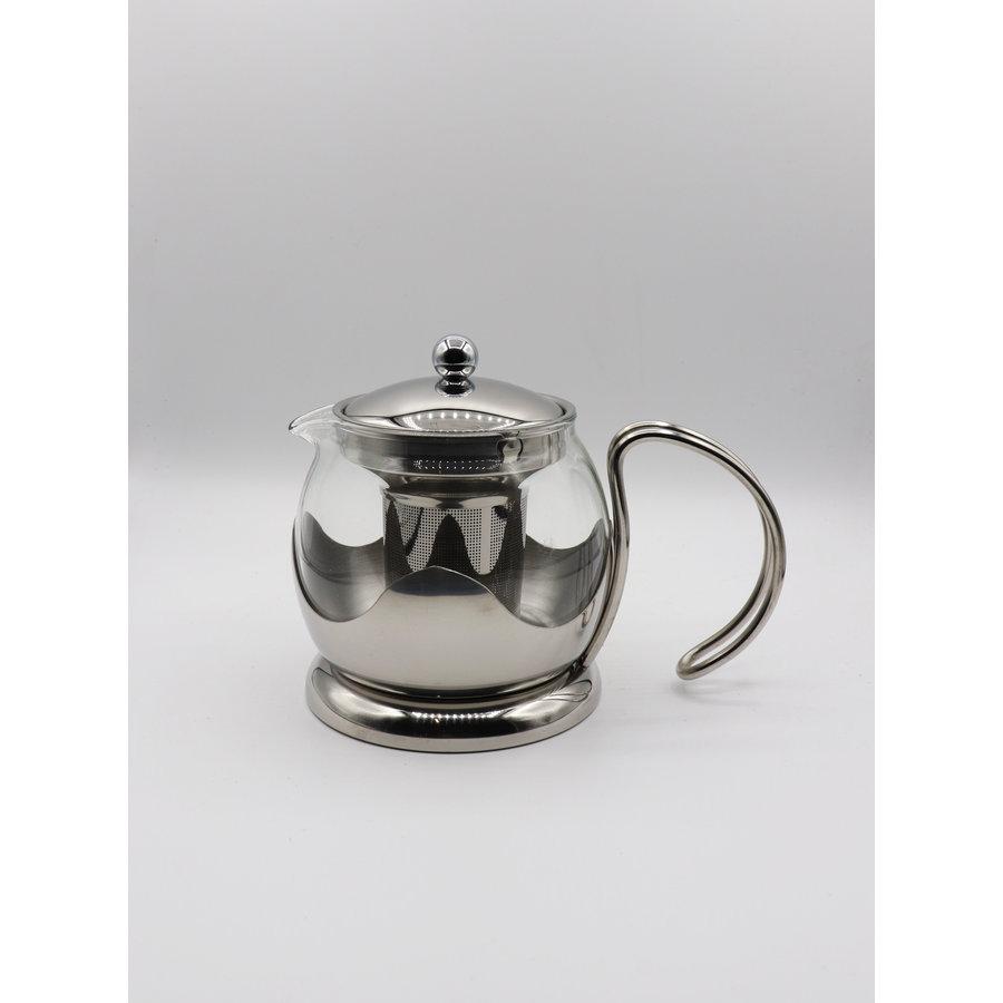 Le Teapot - Inox 2cup