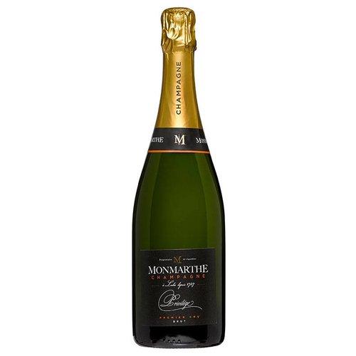 Monmarthe Monmarthe,'Privilege' Champagne Brut