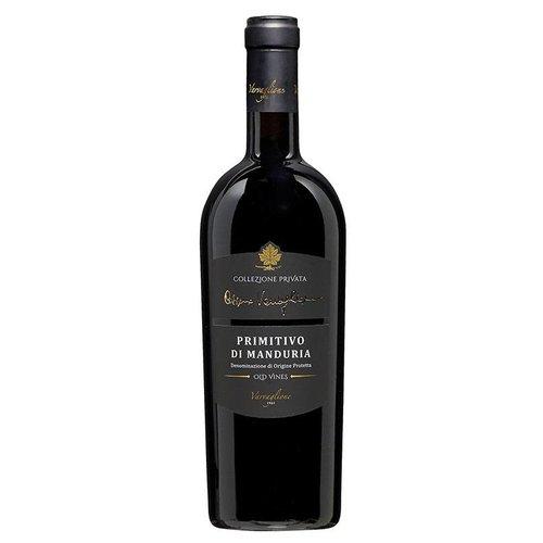 Varvaglione, Vigne e Vini Varvaglione, Collezione Privata, Primitivo di Manduria 'Old Vines' DOP