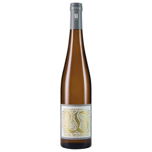 Weingut Von Winning Von Winning, 'Paradiesgarten' Riesling Trocken QBA