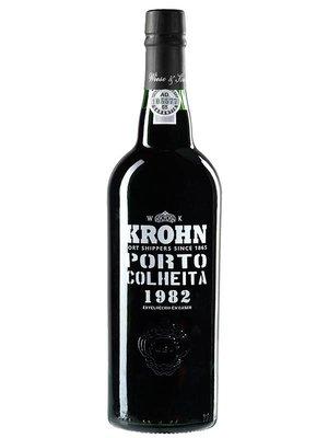 Wiese & Krohn Wiese & Krohn Port, Colheita 1982
