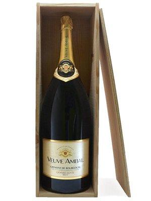 Veuve Ambal Veuve Ambal Cremant de Bourgogne, 6ltr