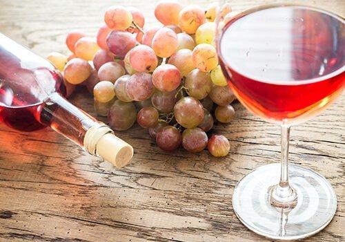 Rosé wijn