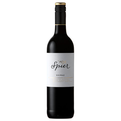 Spier Estate Spier Shiraz 'Signature'
