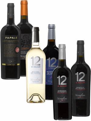 Desmaakvangoedewijn.nl Wijnpakket Varvaglione