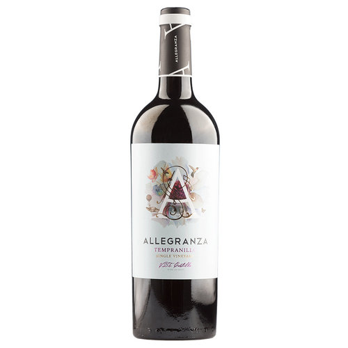 Hammeken Cellars Allegranza La Mancha Tempranillo - single vineyard
