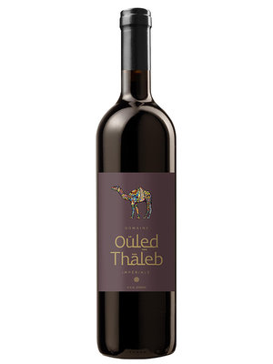 Oüled Thäleb Domaine Ouled Thaleb, Imperiale rouge AOG