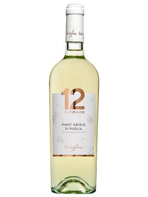 Varvaglione vine e vini Varvaglione, 12 e Mezzo Pinot Grigio di Puglia IGP