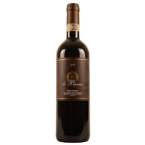 Podere Le Bèrne Le Bèrne, Vino Nobile di Montepulciano