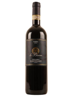 Le Bèrne Le Bèrne, Vino Nobile di Montepulciano Riserva