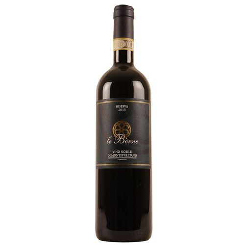 Podere Le Bèrne Le Bèrne, Vino Nobile di Montepulciano Riserva