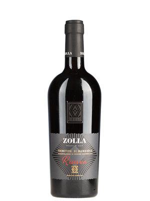Farnese Vini Zolla, Primitivo di Manduria Riserva