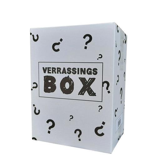 Desmaakvangoedewijn.nl Verrassingsbox rood