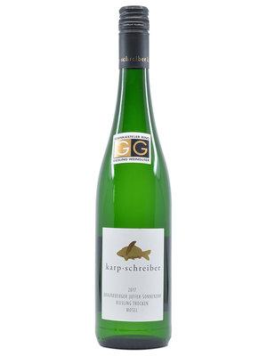Weingut Karp-Schreiber Weingut Karp-Schreiber, Brauneberger Juffer-Sonnenuhr  Riesling Grosses Gewachs Trocken