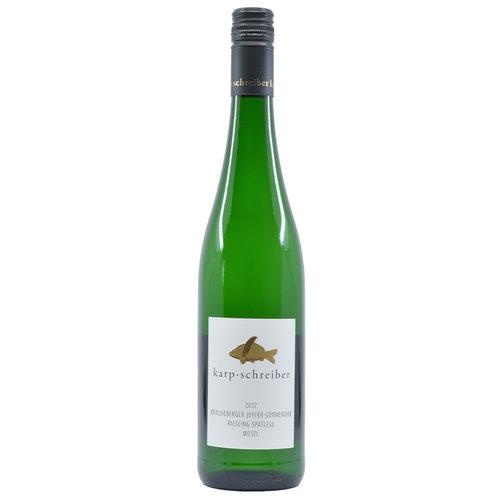 Weingut Karp-Schreiber Weingut Karp-Schreiber, Brauneberger Juffer-Sonnenuhr Riesling Spätlese