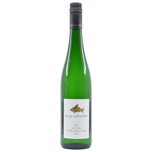 Weingut Karp-Schreiber Weingut Karp-Schreiber, Riesling Spätlese Feinherb Alte Reben