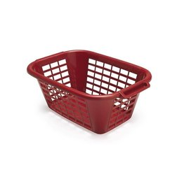 Addis ADDIS 40L RECTANGULAR BASKET ROASTED RED