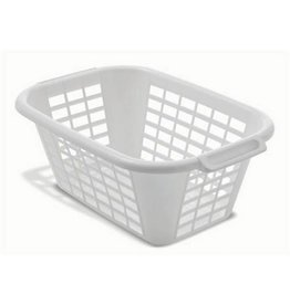 Addis ADDIS 40L RECTANGULAR BASKET WHITE