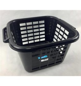 Addis ADDIS ESSENTIALS LAUNDRY BASKETS BLACK