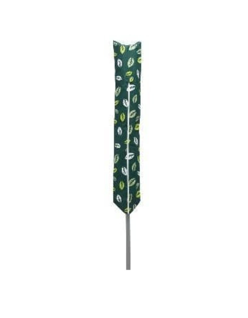 Addis ADDIS ROTARY AIRER COVER DARK GREEN LEAVES